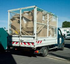 Collecte des déchets professionnels